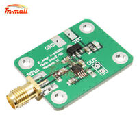 AD8310 High Speed High Frequency RF Log Detector Power Meter Module 0.1-440 MHz
