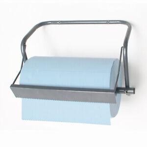 Putztuchrollenhalter Wandhalter für Putzrolle Putztuch Putztuchrollen 40cm