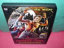 LA MARCA DEL HOMBRE LOBO - PAUL NASCHY - dvd