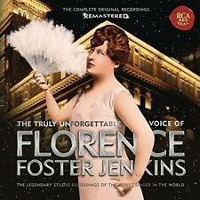 FLORENCE FOSTER JENKINS - FLORENCE FOSTER JENKINS (REMASTERED)   CD NEW+