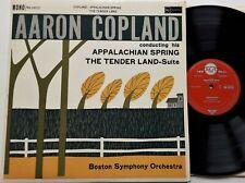 RB-16223 Aaron Copland Conducts His Appalachian Spring LP UK RCA Mono EX/EX