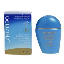 Fondazione Shiseido LIQUIDO 30 ML UV SPF30 Medio Beige N. SP60 30 ml Scatola danneggiata