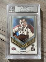 2002 ITG Be A Player Ultimate Memorabilia 3rd Edition /40 Dickie Moore - Rare