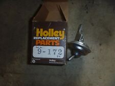 NEW NOS Vintage Holley Diaphragm Assembly 9-172