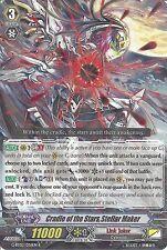 CARDFIGHT VANGUARD CARD: CRADLE OF THE STARS, STELLAR MAKER G-BT03/036EN R RARE