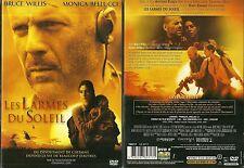DVD - LES LARMES DU SOLEIL avec BRUCE WILLIS, MONICA BELLUCCI / COMME NEUF