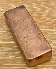 More details for copper bullion ingots 99.9% pure copper