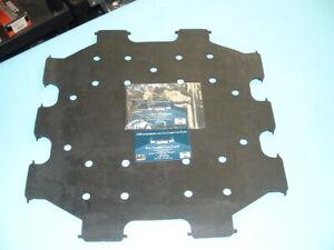 Classic Mini seat rubber diaphragm + clips 1962-70 mk1/2 CZH3508 Morris, BMC
