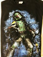 Boba Fett Star Wars T-shirt Men's Size XL