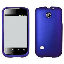 New Huawei Ascend Ii/M865 Cricket Us Cellular 2Pc Rubberized Snap-on Case Cover