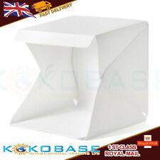 Portable 20cm Photography Studio Light Tent Photo Shooting Box Foldable