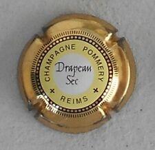 Capsule de champagne Pommery N°77 cote 6