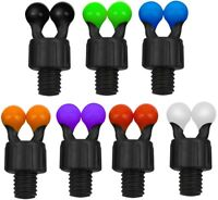 Fox Black Label Indicator Range - Coloured Ball Clips (All Colours)