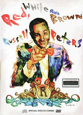 DVD:RUSSEL PETERS - RED, WHITE AND BROWN - NEW Region 2 UK