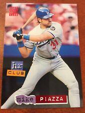 1994 Topps Stadium Club HR Club MIKE PIAZZA Los Angeles Dodgers 266