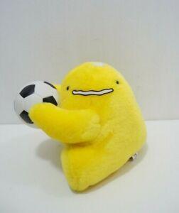 "Noobow Football Vieneto Gameboy Plush 5"" Stuffed Toy Doll Japan Nintendo"