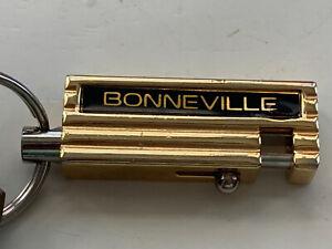 vintage keychain for pontiac car Bonneville  sticker