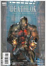 Deathlok The Demolisher U-Pick One 1,2,3,4,5,6 or 7 Marvel 2010 Priced Per Comic