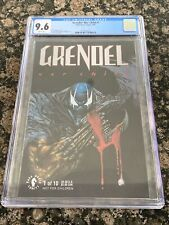 Grendel War Child 1 CGC 9.6 Dark Horse 1992  Simon Bisley cover