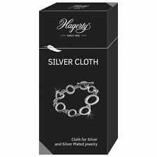 HAGERTY SILVER jewel cloth chiffon argenterie, argent et métal argenté