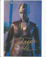 Kristanna Loken - Terminator III signed photo