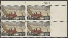 Scott # 1207 - Us Plate Block Of 4 - Winslow Homer - Mnh - 1962