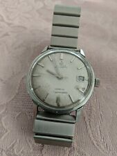 VINTAGE 1966 MEN'S OMEGA SEAMASTER AUTOMATIC STAINLESS STEEL CAL 565 166.002