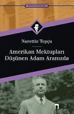 Dergah Yayinlari: Amerikan Mektuplari : Dusunen Adam Aranizda Vol. 286 by...