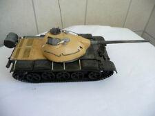 Modellbau Panzer Russland Rußland T54 (denke ich?) guter Zustand 1:35