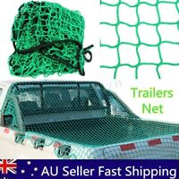 1.5*1.5/1.8M Heavy Duty Cargo Net Pickup Car Truck Trailer Dumpster Mesh Cover