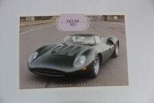 Jaguar xj13 daimler Heritage Trust Oldtimer folleto original 5.1 1148 dl11
