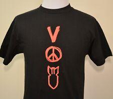 U2 2005 Tour t-shirt black medium Vertigo classic rock