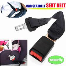 "Universal 14"" Car Seat Seatbelt Safety Extender Belt Extension 7/8"" BUCKLE US"