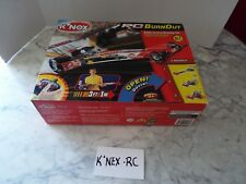 K'nex RC burnout building set - for replacement parts