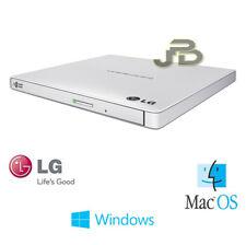 Dvw LG Gp57es40 ext Slim USB Silver extern retail Gp57es40.auae10b unita disco