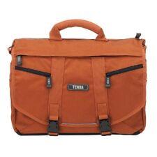 Tenba 638-224 Messenger Borsa di piccole dimensioni per fotocamera/computer portatile-Arancione Bruciato