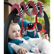 Hanging Spiral Activity-Stroller Pushchair Car Seat Cot Babyplay Travel Toys Z