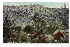 1915? Postcard: Slate Dump, Bangor, Pa #2872