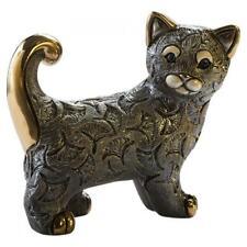 De Rosa Abanico Cat Figurine F213 in Branded Gift Box