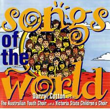 Darryl Cotton with The Australian Youth Choir-Songs of the world CD-AYC2 RARE!