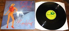 "ROGER WATERS ~ PROS AND CONS SIGNED UK 12"" PINK FLOYD ~ UACC REGISTERED DEALER"