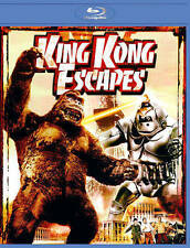 King Kong Escapes (Blu-ray Disc, 2014)