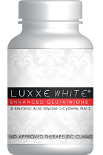 Luxxe White Enhanced Glutathione Whitening Capsule 60s 775mg Anti Pimple Detox