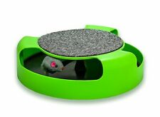 Interactive Cat Toy Rotating Mouse Hide & Seek Automatic Mice Catch Training Toy