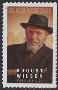 US 5555 Black Heritage August Wilson forever single (1 stamp) MNH 2021