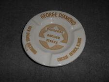 ROYAL CHINA INC. ADV. ASHTRAY - GEORGE DIAMOND PALM SPRINGS CALIFORNIA