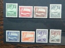 Antigua 1938 - 51 to 1s MM