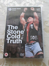 THE STONE COLD TRUTH - 2004 SILVER VISION DVD REGION 2 PAL SYSTEM