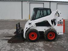 Bobcat S185 Skid Steer Workshop Manuale
