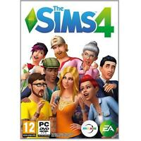 The Sims 4 PC and MAC Brand New Sealed Game FREE DELIVERY